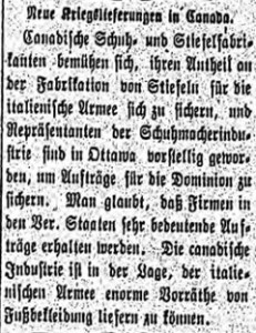 BJ-1914-08-12-Orders for factories in Waterloo and Berlin