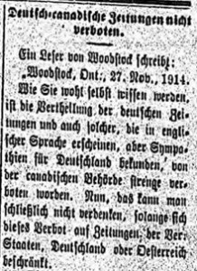 BJ-1914-12-02-Ban of German newspapers
