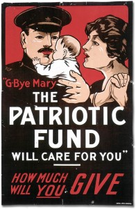 The Patriotic Fund Will Care for You
